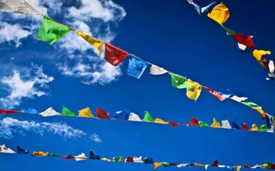 Venue Exceptionnelle du Vénérable Lama Sherab Dorje Vendredi  25 janvier