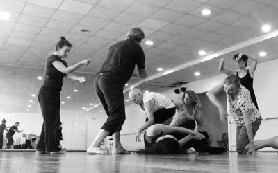 Stage de danse BUTOH avec Maite Soler Dimanche 12 janvier 10h-13h