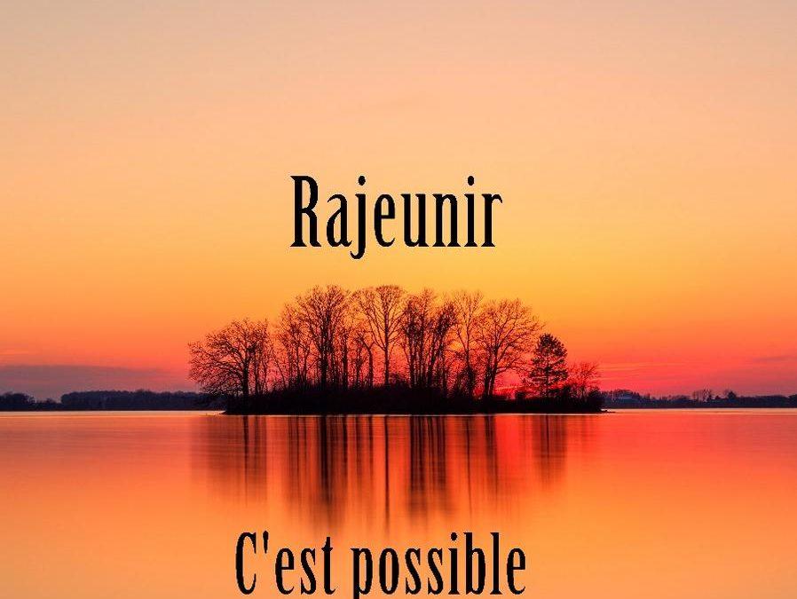 Rajeunir c'est possible: Dimanche 22 novembre de 9h30 à 18h